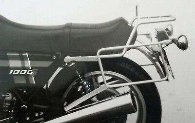 Moto Guzzi Le Mans 1000 S Tube Topcasecarrier Chrome BY HEPCO AND BECKER