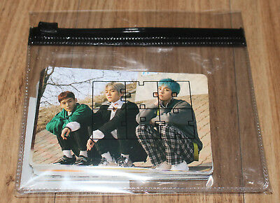 Exo-Cbx Blooming Days Smtown Giftshop Official Goods Sticker Pack Set Sealed