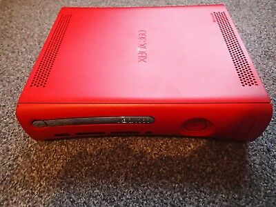 Microsoft Xbox 360 Elite Resident Evil 5 Limited Edition 120GB Red Console