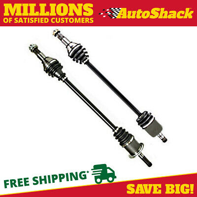 Auto Shack Front ATV Axle Shaft Pair