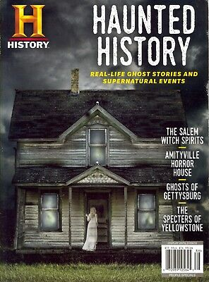 Haunted History (Real-Life Ghost Stories and Supernatural Events) 2018