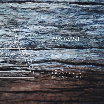 Arovane - Dwell Tevvel Structure CD ...TXT Recordings Rare and OOP Ambient New