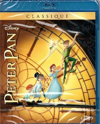 "BLU-RAY ""Peter pan""   Disney N°16    NEUF SOUS BLISTER"