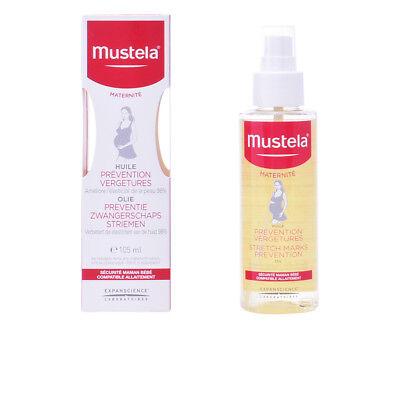 Cosmética Mustela unisex MATERNITE huile prevention vergetures 105 ml