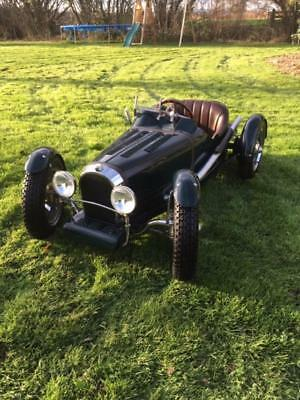 Bugatti Type 35 Childrens Electirc Ride On Car 6Ft
