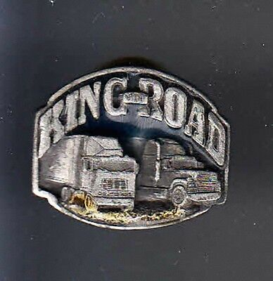 Rare Pins Pin's .. Camion Truck Usa Kenworth Mack King Of The Road +N° ~Az