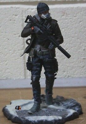 EA The Division SHD Agent TOM CLANCY Figure Statue W/LED Toys - 250