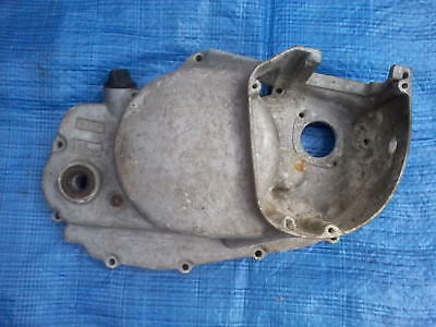 Suzuki GP100/125 Righthand engine/clutch cover