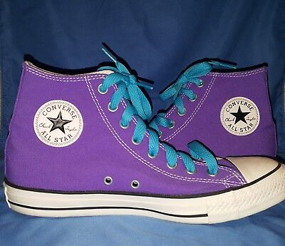 Converse CHUCK TAYLOR All Star High Top Canvas Sneakers Men's 8 / Women's 10 NEW