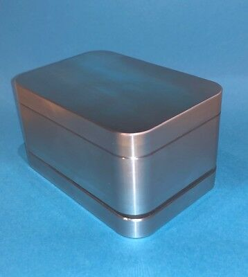 "Rosin Pre Press mould / Flower Press 2"" x 3""-Made in the UK from aluminium - New"