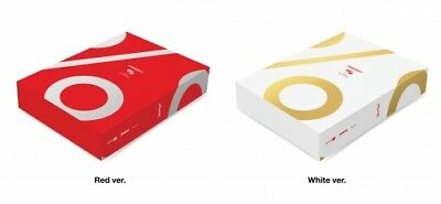 APINK Percent 8th Mini Album RED + WHITE ver. 2 CD + PHOTOCARD + POSTER IN TUBE