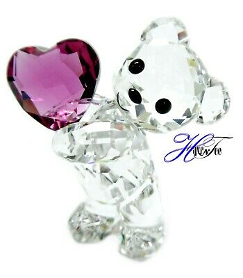 Take My Heart - Kris Bear Characters Love  2019 Swarovski Crystal  5427995