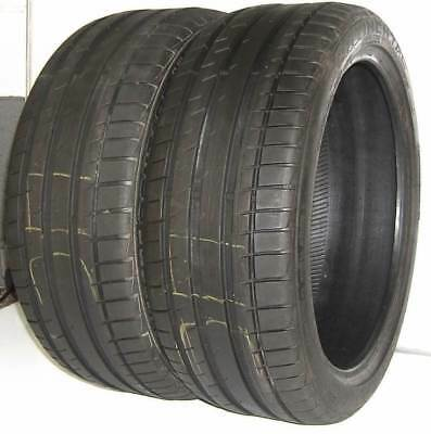 Continental Extremecontact Dw >> Used Pair Of Continental Tires 225 40zr18 Extremecontact Dw Tuned