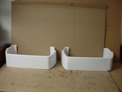 Samsung Refrigerator Fridge Section Door Bin Guard Lot of 2 Part # DA63-02014A