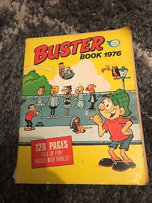 The Buster Book 1976 (Price Unclipped)