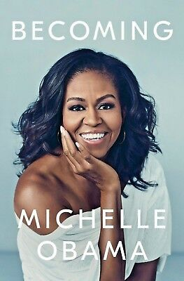 Becoming by Michelle Obama Hardcover   FREE SHIPPING