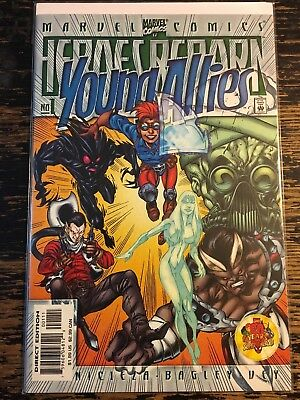Young Allies #1(Marvel) Free Combine Shipping