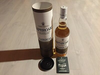 Laphroaig Cairdeas 2017 limitiert Islay Single Malt Whisky 0,7l 57,1%