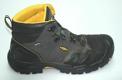 Men's KEEN Utility Logandale 6 In Steel Toe USA Work Boots Choose Size