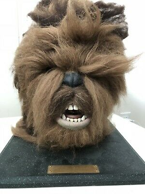 STAR WARS CHEWBACCA Bust by ILLUSIVE CONCEPTS 1996 Numbered Edition