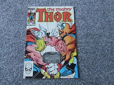 the mighty thor #338