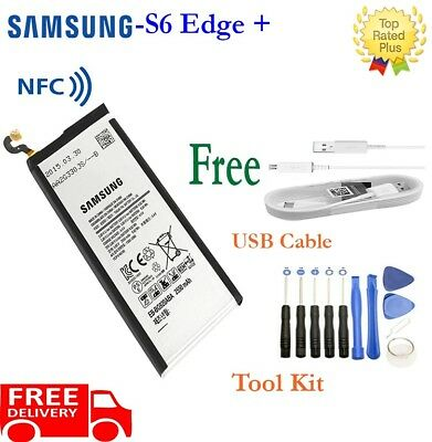 100% Genuine Samsung Galaxy S6 ,S6 edge,S7,S7edge,S6 Battery+ Free Tool kit