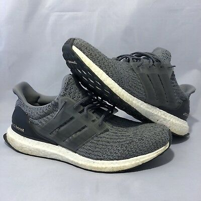 c78d98449 ADIDAS ULTRA BOOST 1.0 Mystery Grey Ltd Size 9 VNDS