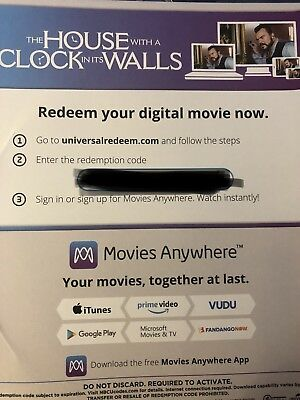 The House With The Clock In It's Walls Digital Code
