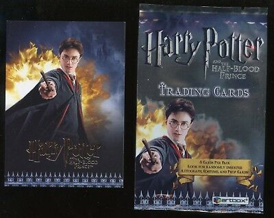 Harry Potter And the Half-Blood Prince Movie Complete 90-Card Base Set