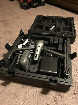 DJI Inspire 2 Drone Quadcopter with zenmuse x4 and extras