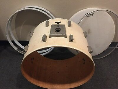 Sonor Phonic 14x22 Vintage 9 Ply Bass Drum