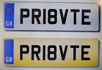 Cherished Private Number Plate Personal Plate 18 Plate 18 Reg Bmw Tesla 🚘😎👌