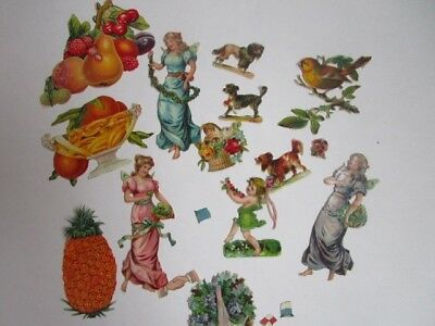 Vintage Collectable Scraps 1930s