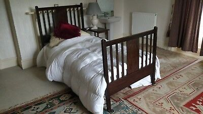 Edwardian Bed single 3ft 6wide