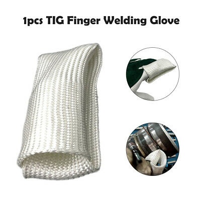 Finger Welding Gloves TIG Heat Shield Guard Heat Protection Gear For Weld Monger