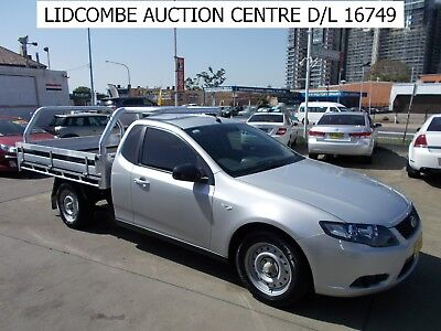 "Ford Falcon Trayback Ute 51000Ks Automatic 2010 Model ""stunning Condition"""