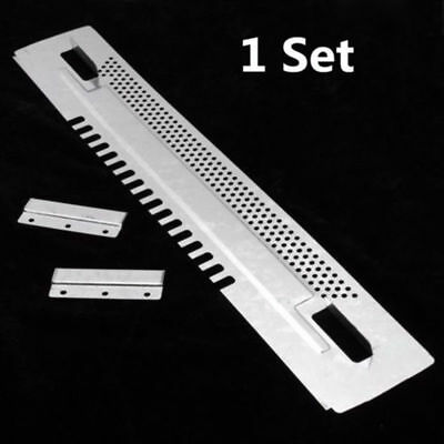 5 x Bee Hive Sliding Mouse Guards /Travel Gates - Entrance Reducer for 10F Hives