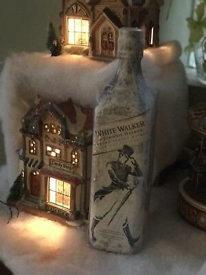 "Game Of Thrones Johnie Walker White Walker ""Limited Edition"""