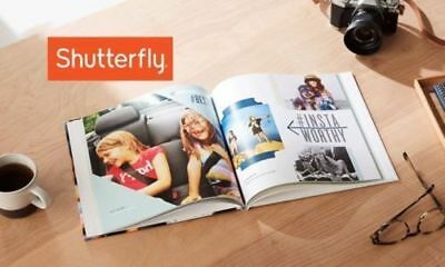 Shutterfly 8x8 photo book code exp 3/31/19