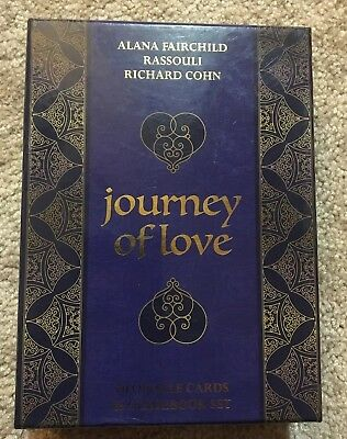 Journey of Love Oracle by Alana Fairchild.