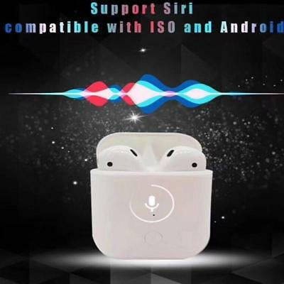 For TWS Airpods i10 i9s Bluetooth Wireless Earphone Stereo Sports Headphone LA