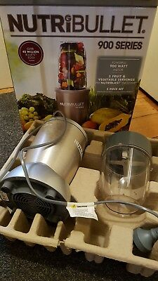 NutriBullet Pro 900W Extractor Blender Juicer - NB9-1501