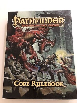 Pathfinder Roleplaying Game Core Rulebook englisch