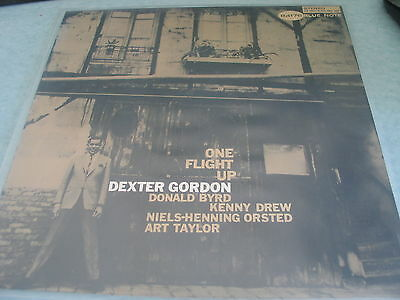 Dexter Gordon - One Flight Up france 1985 LP