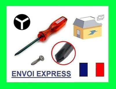 Screwdriver Triwing For Nintendo Wii Ds Lite Dsl Red New Tri Wing Screwdriver