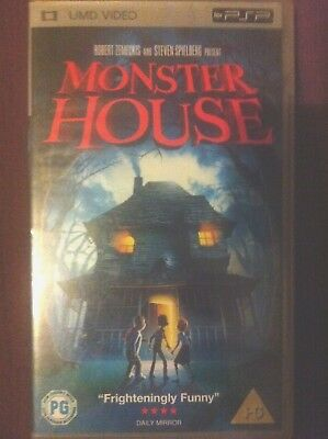 Monster House (UMD, 2006)