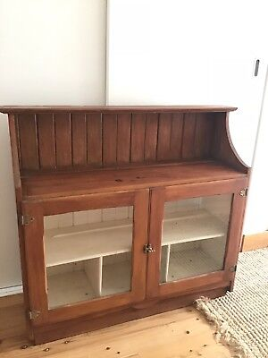 Antique  display cabinet  Northern Beaches