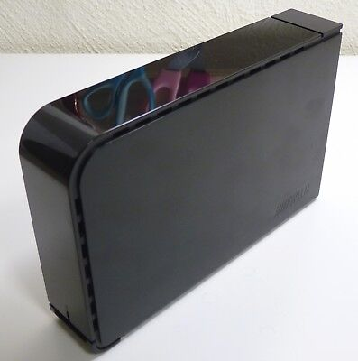 External Hard Disk Drive - Buffalo 2TB HDD - USB 3.0