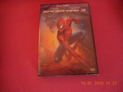 dvd neuf SPIDER-MAN 3