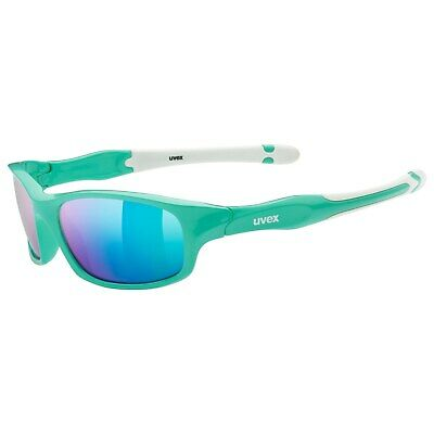 Uvex sportstyle 507 green white